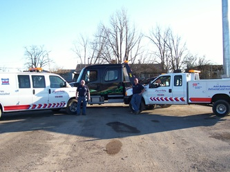 Dick's Towing & Transport - HOME